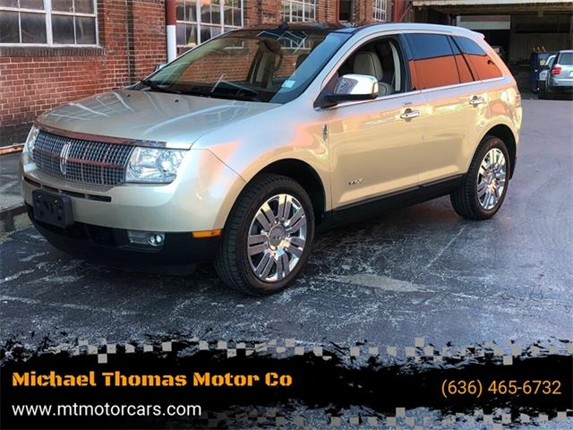 2010 Lincoln MKX (CC-1317341) for sale in Saint Charles, Missouri