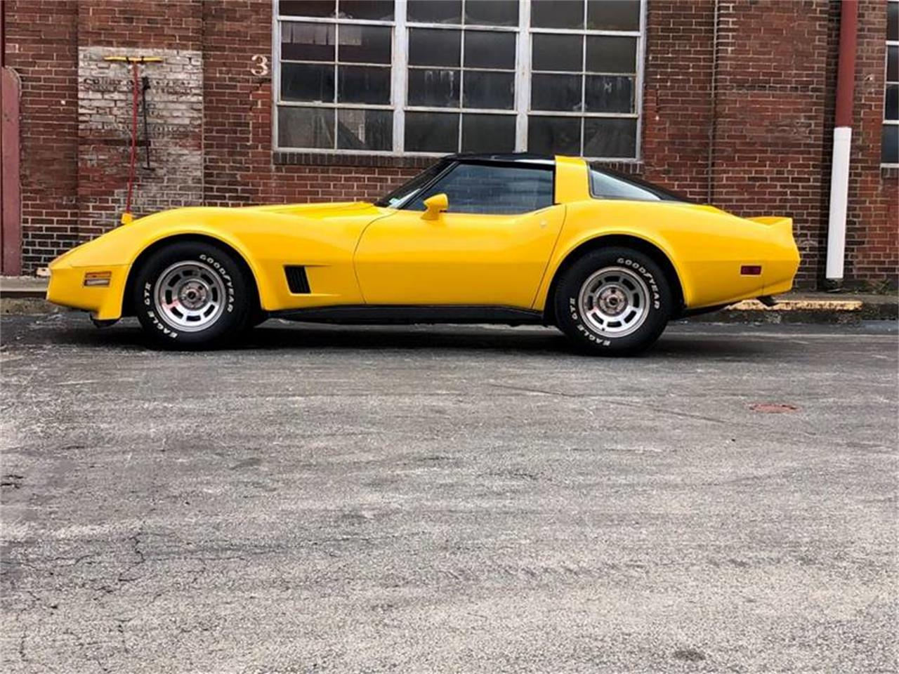 1981 Chevrolet Corvette (CC-1317342) for sale in Saint Charles, Missouri