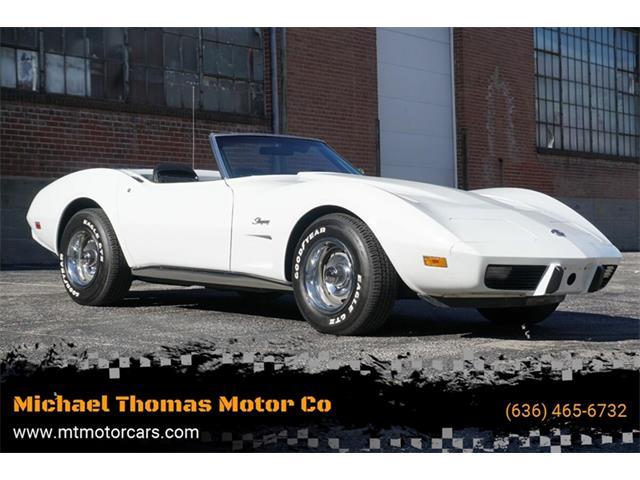 1975 Chevrolet Corvette (CC-1317344) for sale in Saint Charles, Missouri