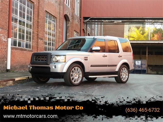 2011 Land Rover LR4 (CC-1317345) for sale in Saint Charles, Missouri