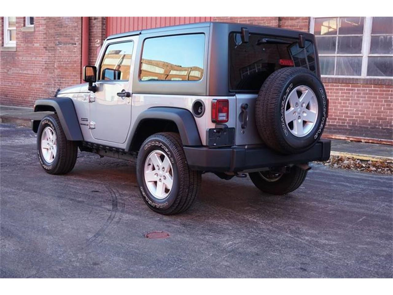 2015 Jeep Wrangler (CC-1317348) for sale in Saint Charles, Missouri