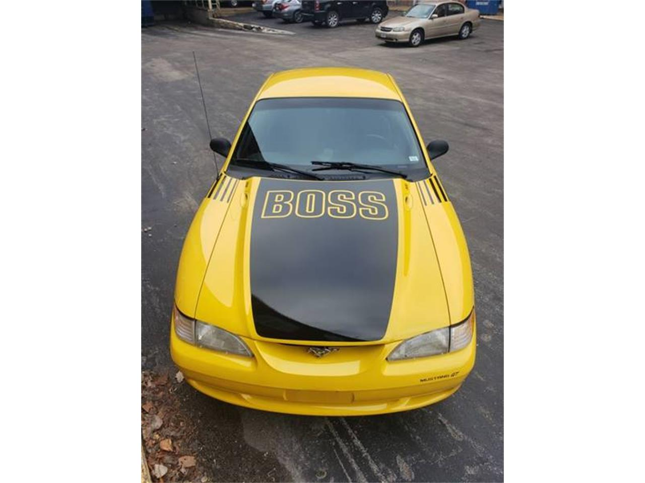 1995 Ford Mustang (CC-1317350) for sale in Saint Charles, Missouri
