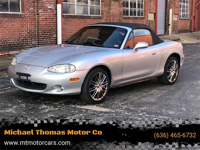 2004 Mazda Miata (CC-1317355) for sale in Saint Charles, Missouri