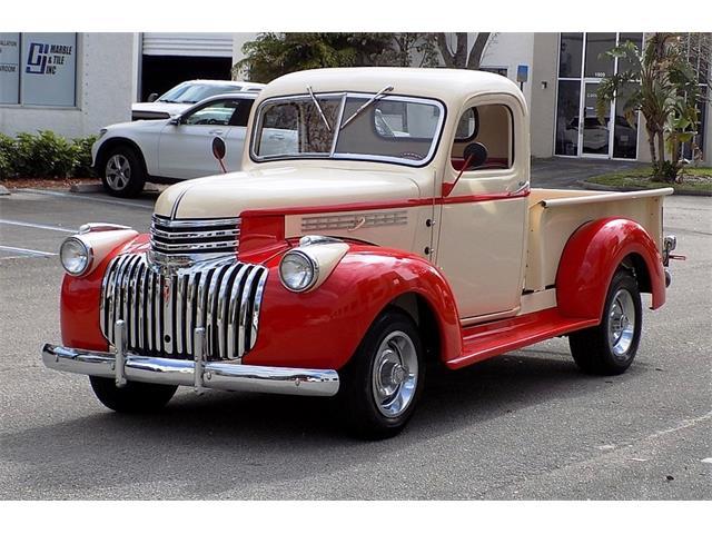 1942 Chevrolet Pickup (CC-1317358) for sale in pompano beach, Florida