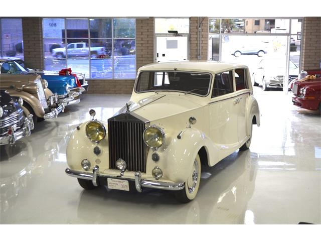 1951 Rolls-Royce Silver Wraith (CC-1317380) for sale in Phoenix, Arizona