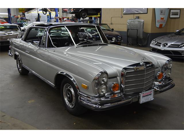 1971 Mercedes-Benz 280SE (CC-1317388) for sale in Huntington Station, New York