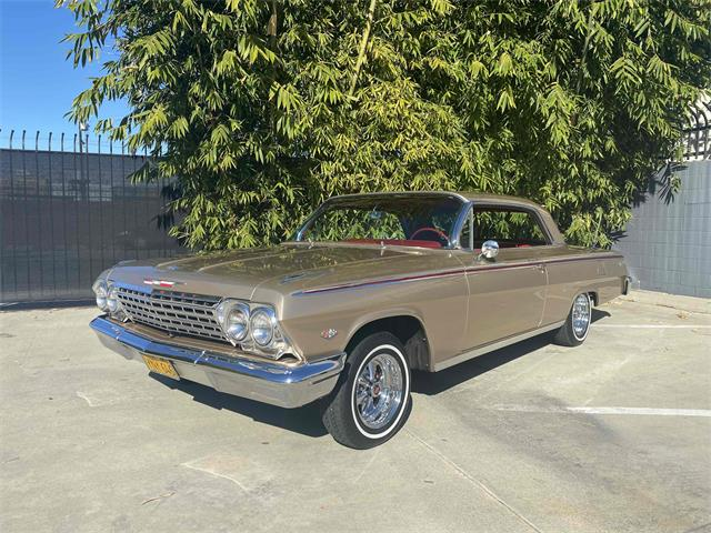 1962 Chevrolet Impala (CC-1317392) for sale in Long beach, California