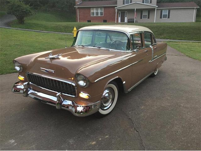 1955 Chevrolet Bel Air (CC-1317408) for sale in Fairmont, West Virginia