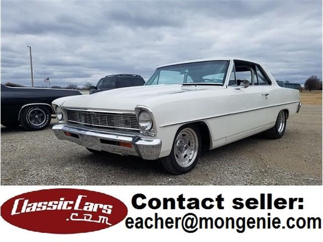 1966 Chevrolet Nova (CC-1317421) for sale in Brooklyn , New York