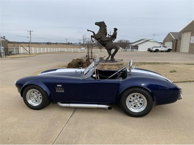 2005 ASVE Cobra Replica (CC-1310746) for sale in Colcord, Oklahoma