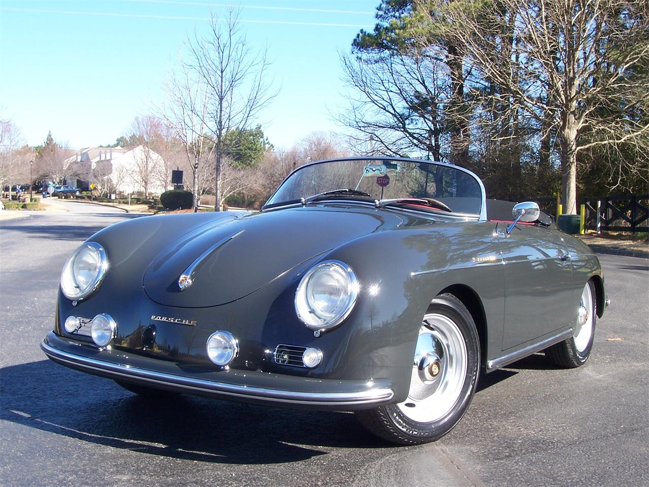 1957 Porsche 356 (CC-1317508) for sale in Alpharetta, Georgia