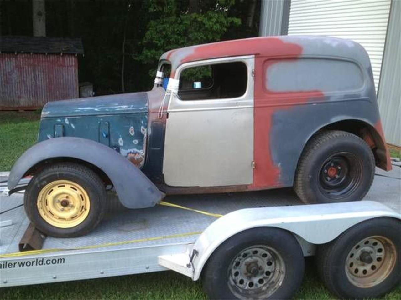 1937 Austin American (CC-1317514) for sale in Cadillac, Michigan