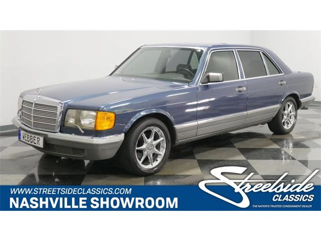 1983 Mercedes-Benz 500SEL (CC-1317525) for sale in Lavergne, Tennessee