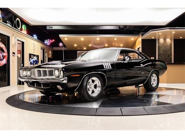 1971 Plymouth Cuda (CC-1317530) for sale in Plymouth, Michigan