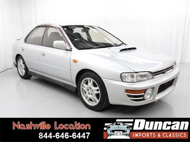 1994 Subaru Impreza (CC-1317533) for sale in Christiansburg, Virginia