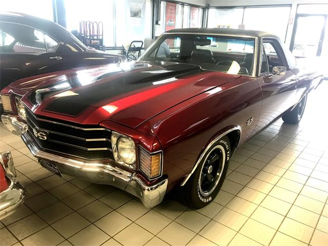 1972 Chevrolet El Camino SS (CC-1317535) for sale in Stratford, New Jersey
