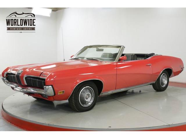 1970 Mercury Cougar (CC-1317536) for sale in Denver , Colorado