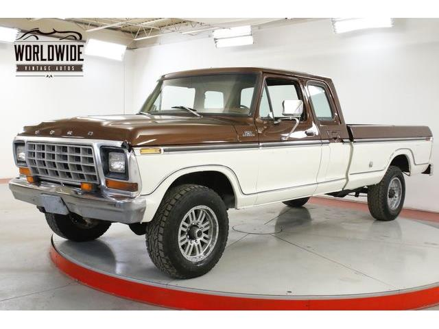 1979 Ford F250 (CC-1317542) for sale in Denver , Colorado