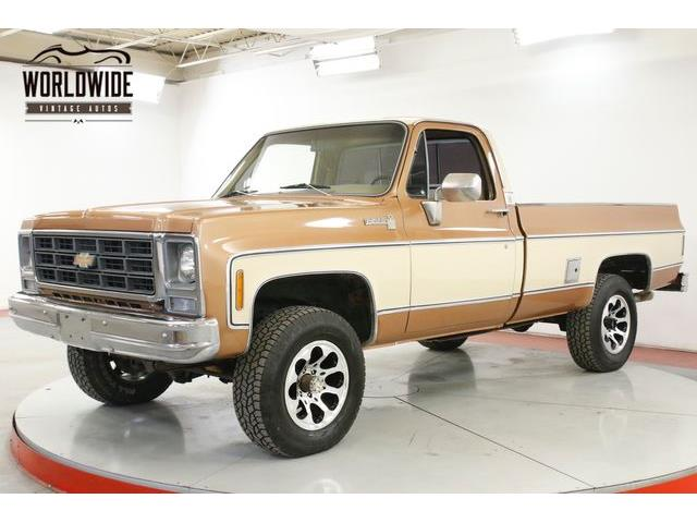 1980 Chevrolet Scottsdale (CC-1317543) for sale in Denver , Colorado