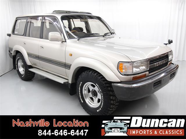 1993 Toyota Land Cruiser FJ (CC-1317544) for sale in Christiansburg, Virginia