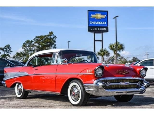 1957 Chevrolet Bel Air (CC-1310755) for sale in Little River, South Carolina