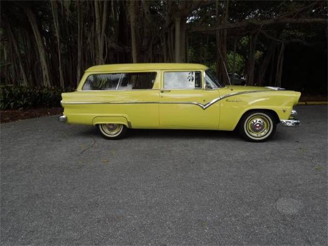 1955 Ford Ranch Wagon (CC-1317554) for sale in Cadillac, Michigan