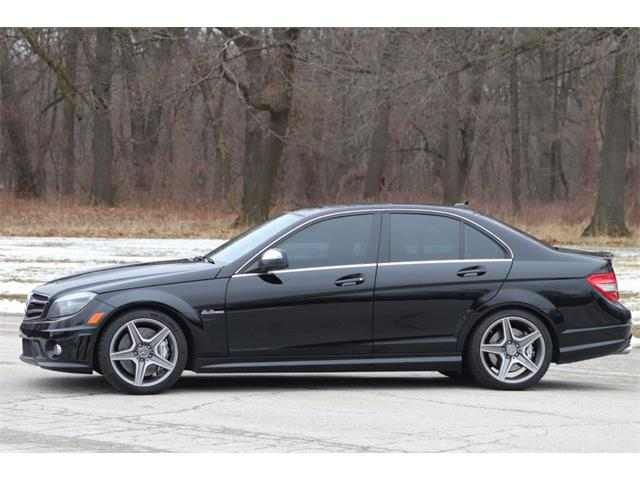 2009 Mercedes-Benz AMG (CC-1317555) for sale in Alsip, Illinois