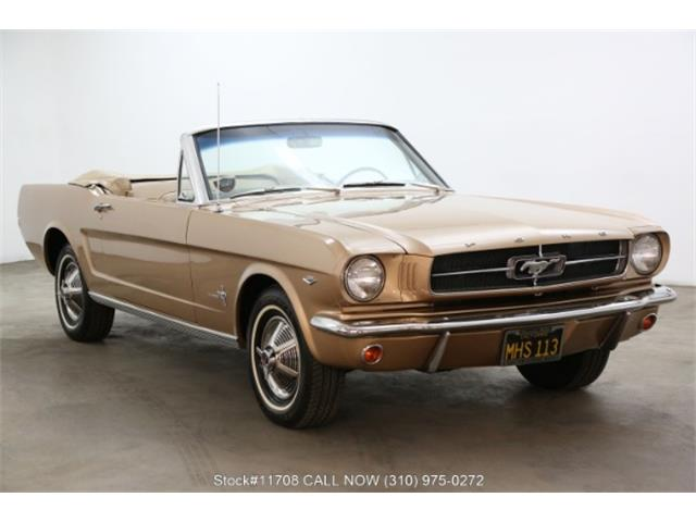 1965 Ford Mustang (CC-1317562) for sale in Beverly Hills, California