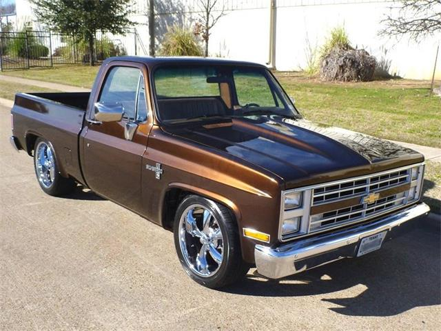 1987 Chevrolet Truck (CC-1317592) for sale in Arlington, Texas