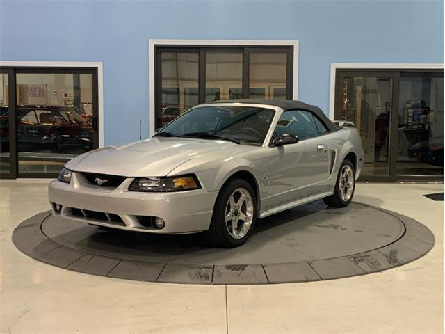 2001 Ford Mustang (CC-1317599) for sale in Palmetto, Florida