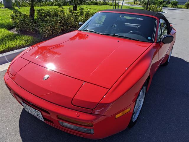 1990 Porsche 944S2