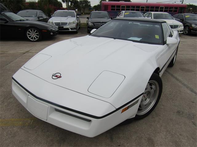 1990 Chevrolet Corvette (CC-1317611) for sale in Orlando, Florida