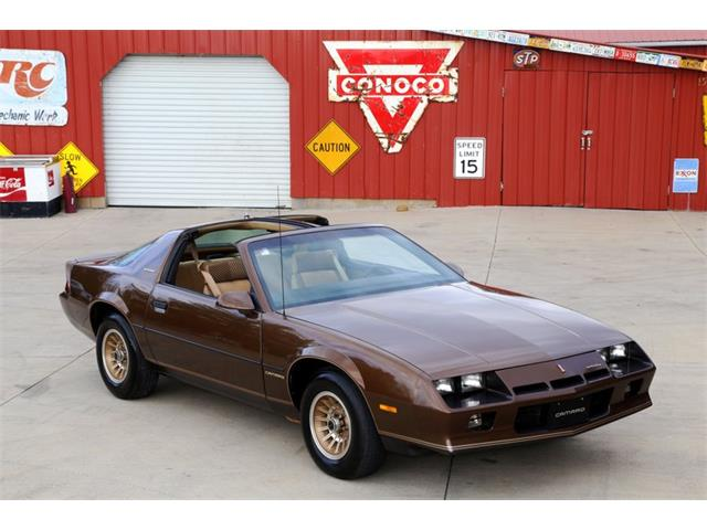 1984 Chevrolet Camaro (CC-1317613) for sale in Lenoir City, Tennessee