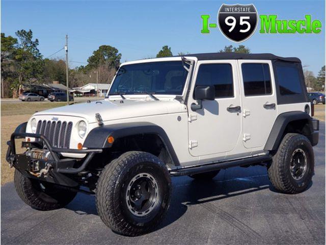 2007 Jeep Wrangler (CC-1317619) for sale in Hope Mills, North Carolina