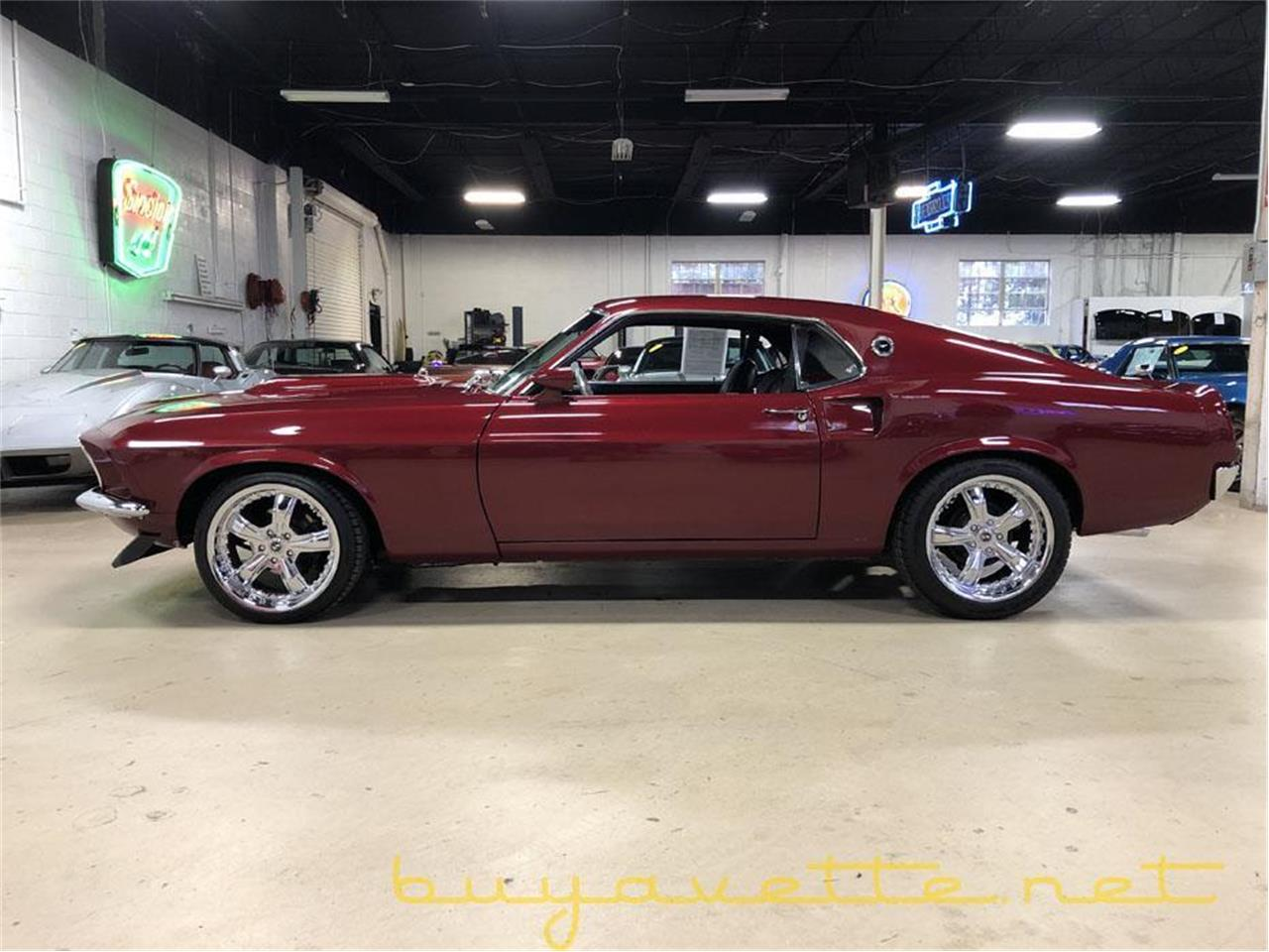 1969 Ford Mustang (CC-1317621) for sale in Atlanta, Georgia