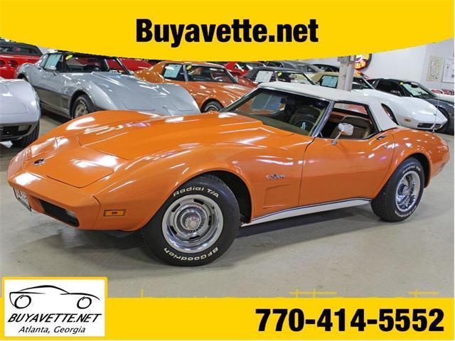 1974 Chevrolet Corvette (CC-1317622) for sale in Atlanta, Georgia