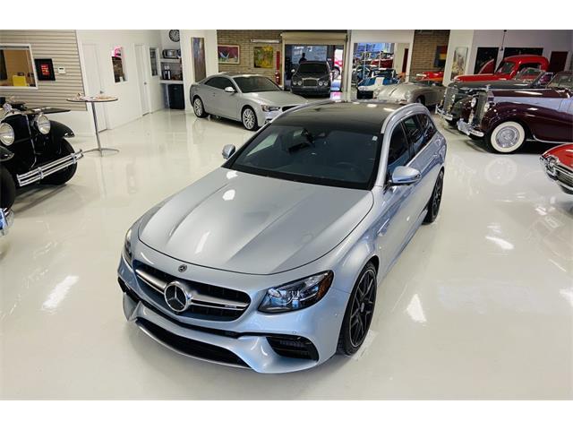 2018 Mercedes-Benz E63-S AMG (CC-1317630) for sale in Phoenix, Arizona