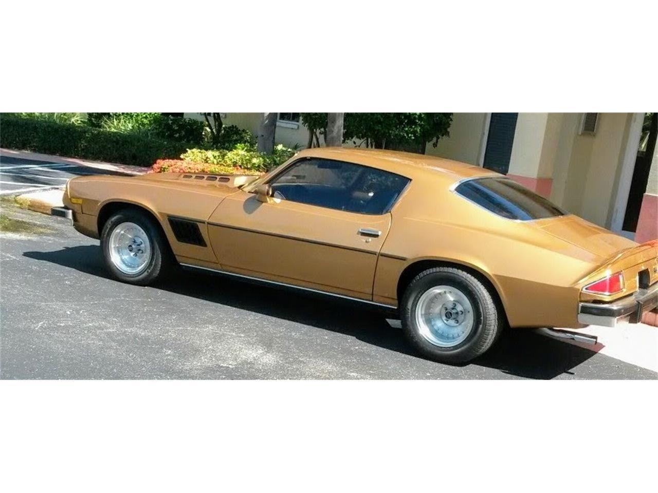 1974 Chevrolet Camaro (CC-1310768) for sale in Naples, Florida