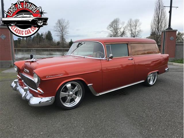 1955 Chevrolet Sedan (CC-1317681) for sale in Mount Vernon, Washington