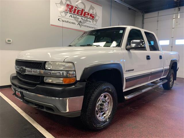 2002 Chevrolet Silverado (CC-1317685) for sale in Bismarck, North Dakota