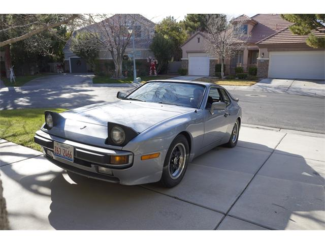 1984 Porsche 944 (CC-1310769) for sale in Marina Del Rey, California