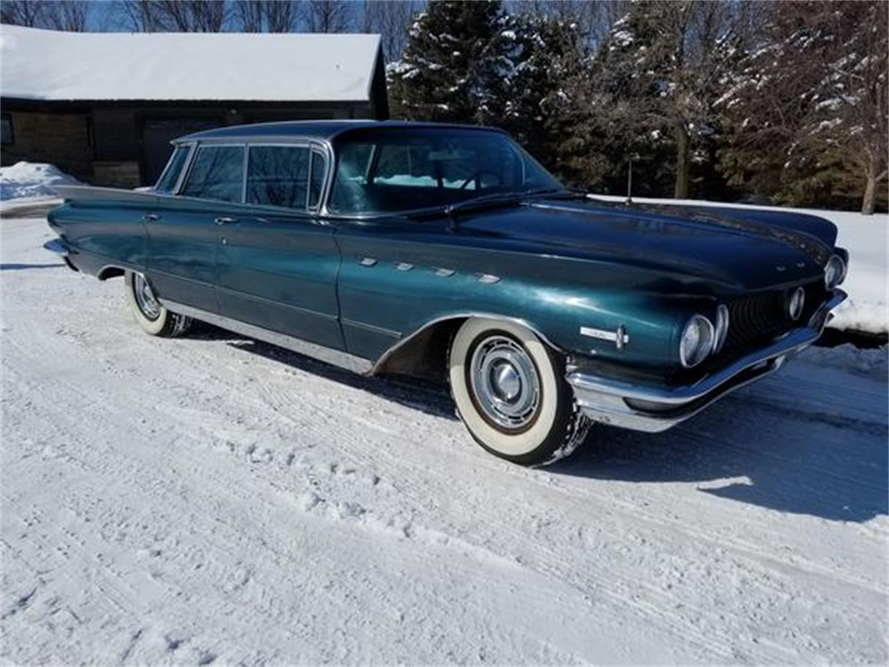 1960 Buick Electra (CC-1317690) for sale in New Ulm, Minnesota