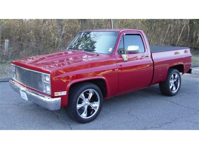 1985 Chevrolet C10 (CC-1317692) for sale in Hendersonville, Tennessee