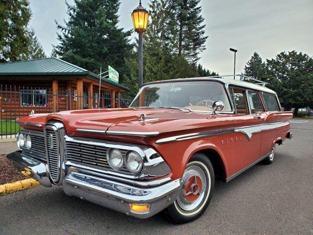 1959 Edsel Villager (CC-1317697) for sale in Eugene, Oregon