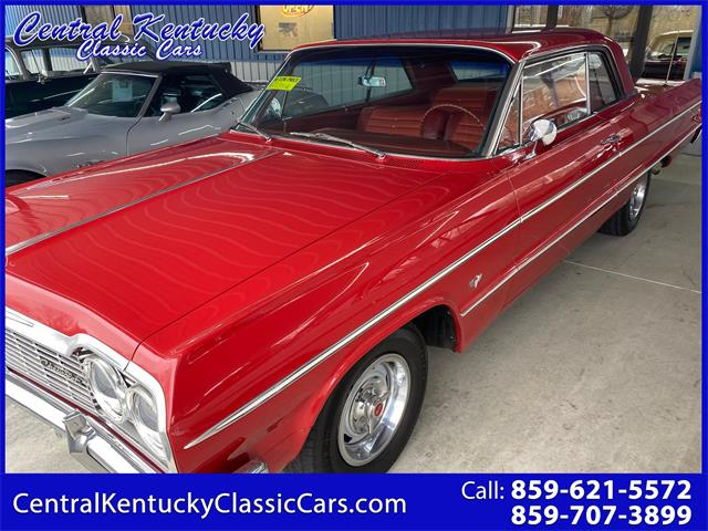 1964 Chevrolet Impala (CC-1317698) for sale in Paris , Kentucky