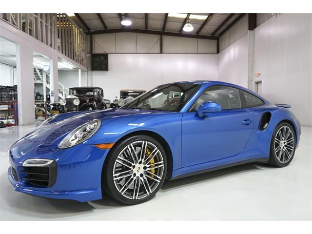 2014 Porsche 911 Turbo S (CC-1317712) for sale in Saint Louis, Missouri