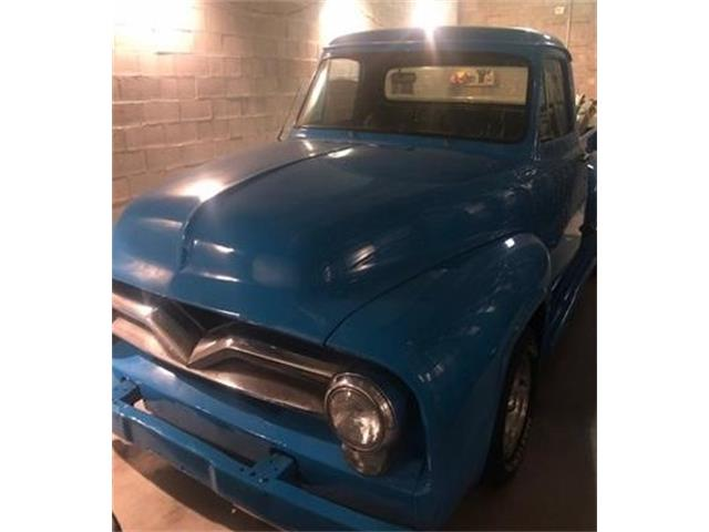 1953 Ford F100 (CC-1317714) for sale in Romeo, Michigan