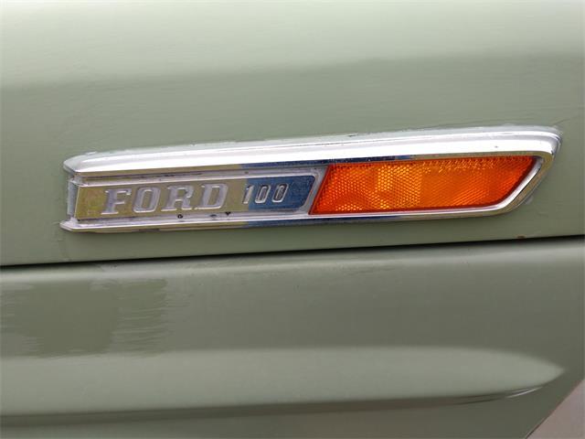 1970 Ford F100 (CC-1317716) for sale in Macon, Georgia