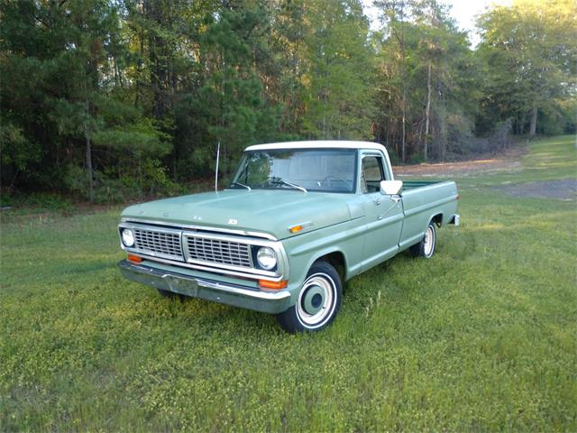 1970 Ford F100 (CC-1317716) for sale in Macon, Georgia