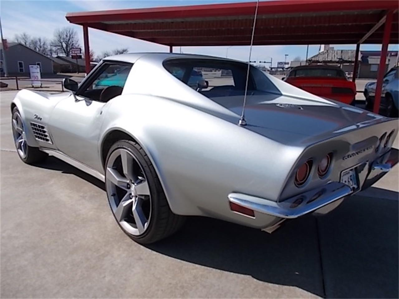1971 Chevrolet Corvette Stingray (CC-1317723) for sale in Skiatook, Oklahoma